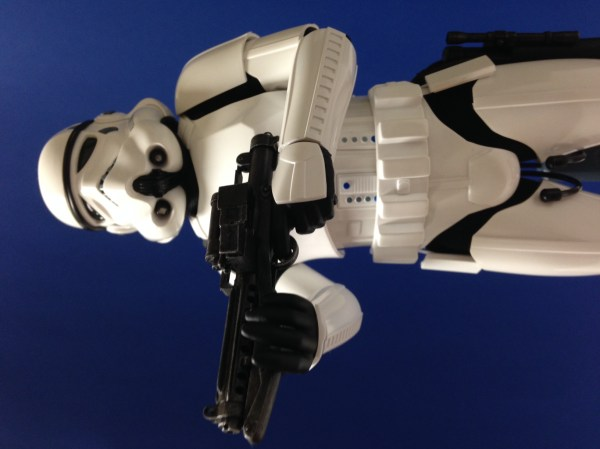 Star Wars Stormtrooper Sideshow Collectible Action Figure