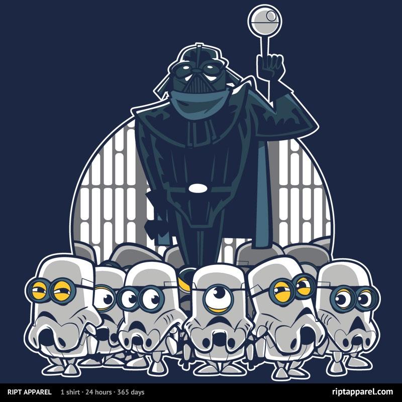 Star Wars Clone T Shirt