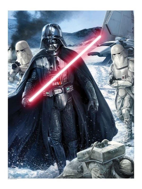 Super Rad Star Wars Art Collection Geektyrant