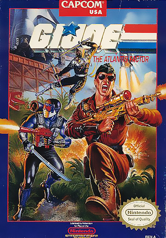 15 Best Pieces of 1980s NES Cartridge Box Art  GeekTyrant