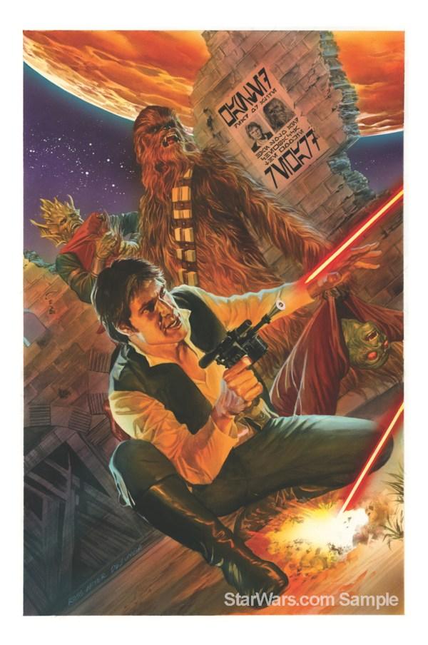 Star Wars Alex Ross Art