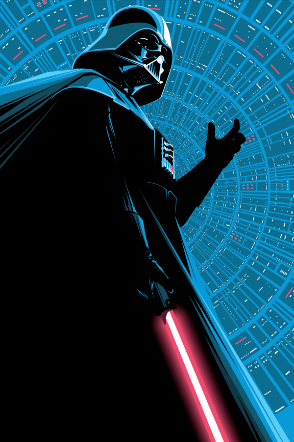 Striking Geek Art Craig Drake Akira Star Wars Tron