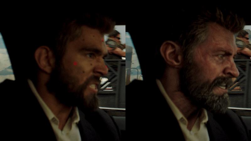 Logan Parts Movie