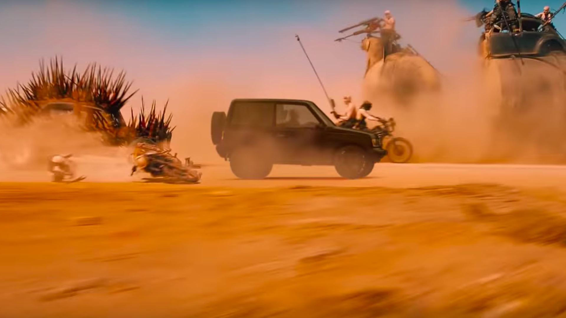 hight resolution of this has got to be the greatest video ad ever created for a used car it was created by visual effects artist eugene romanovsky and he made it to help sell