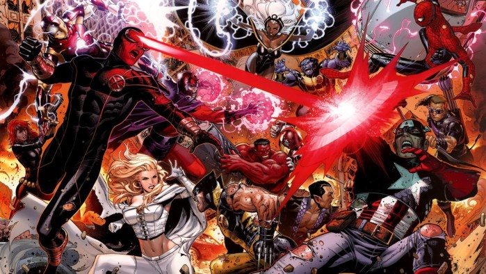 Image result for avengers vs x men