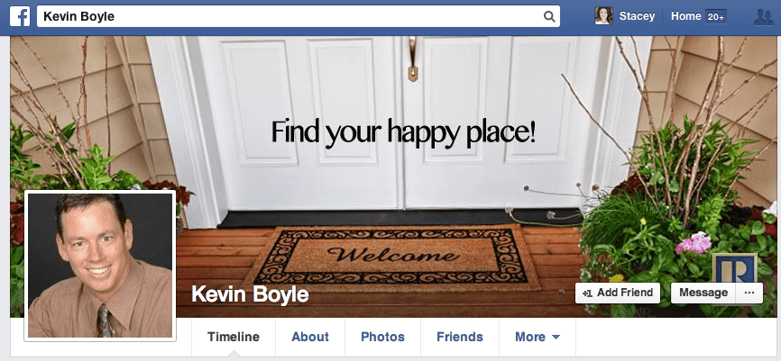 Real Estate Tips Your Facebook Cover Photo Strategy Covered