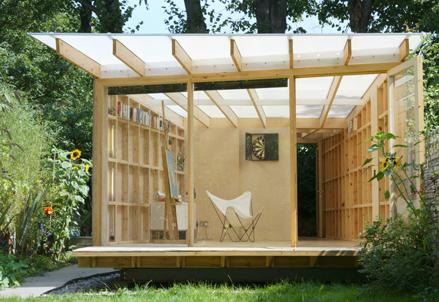 Summerhouse — David Caines