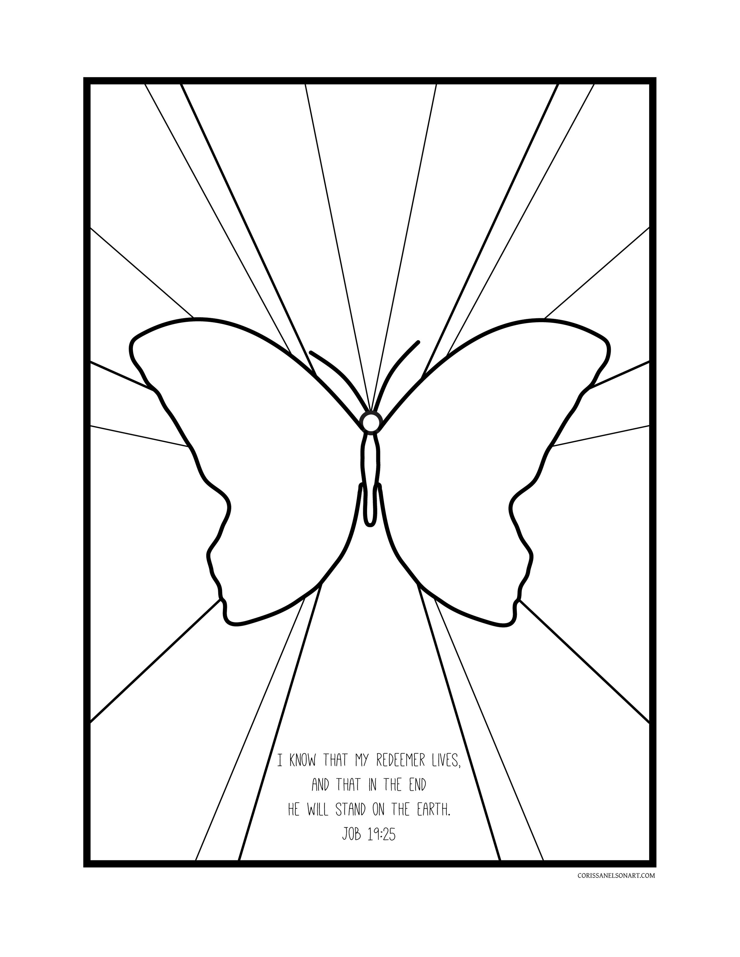 Free Easter Artwork — Corissa Nelson