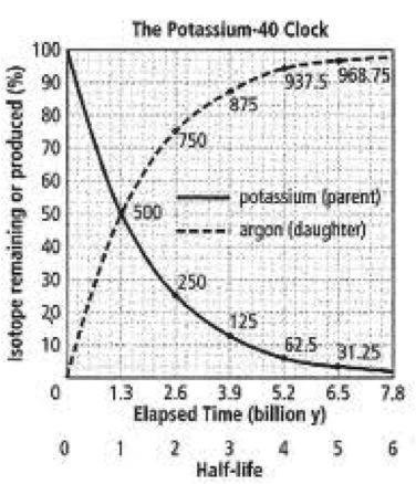 Calculating Half Life — Mr. Mulroy's Earth Science