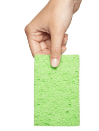 How to Clean a Germy Sponge