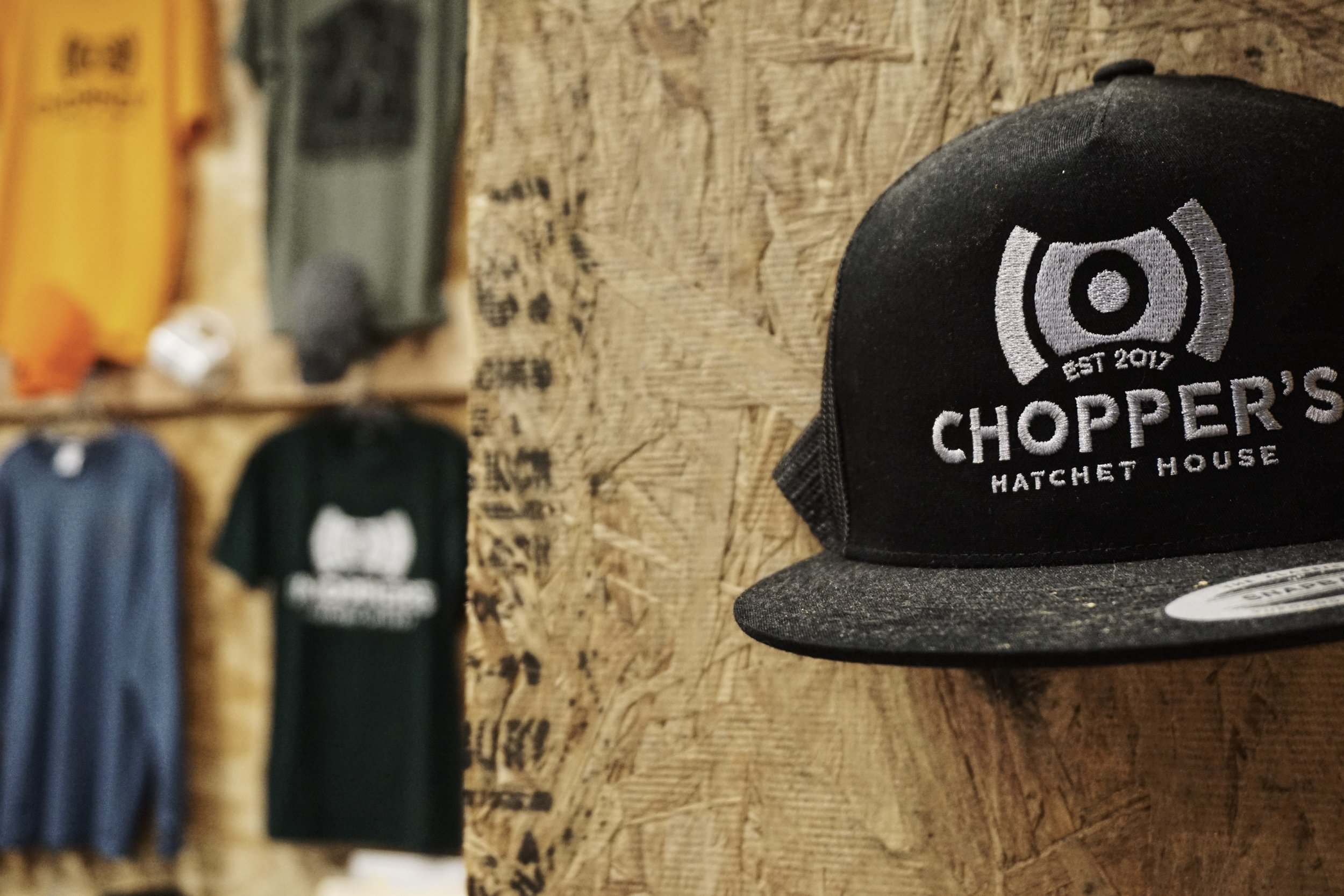 Choppers Hatchet House 3