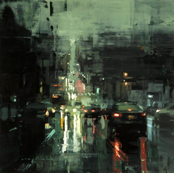 Cityscapes Jeremy Mann