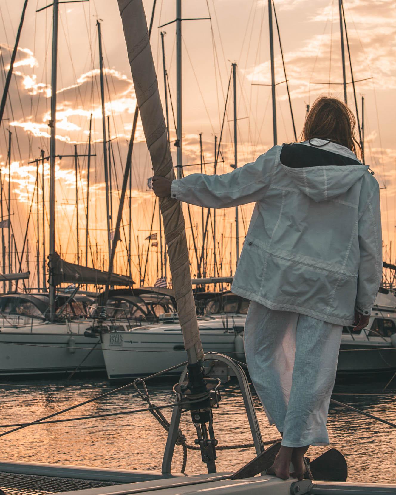cruising the Saronic Gulf