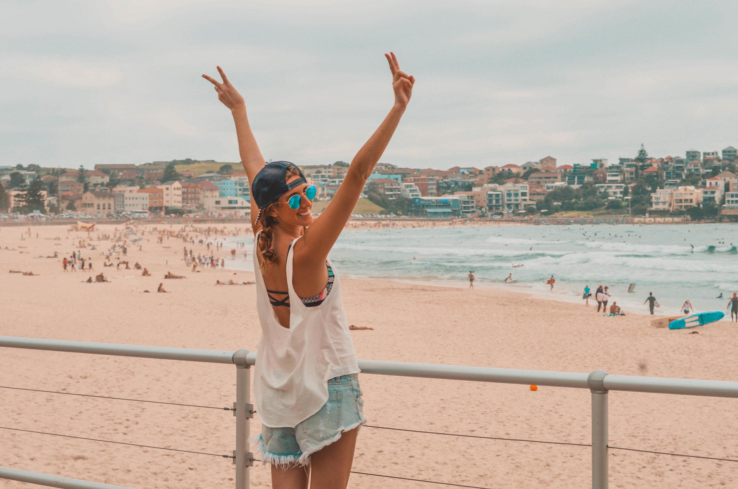 a long weekend in Sydney