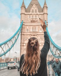London with Memo Paris