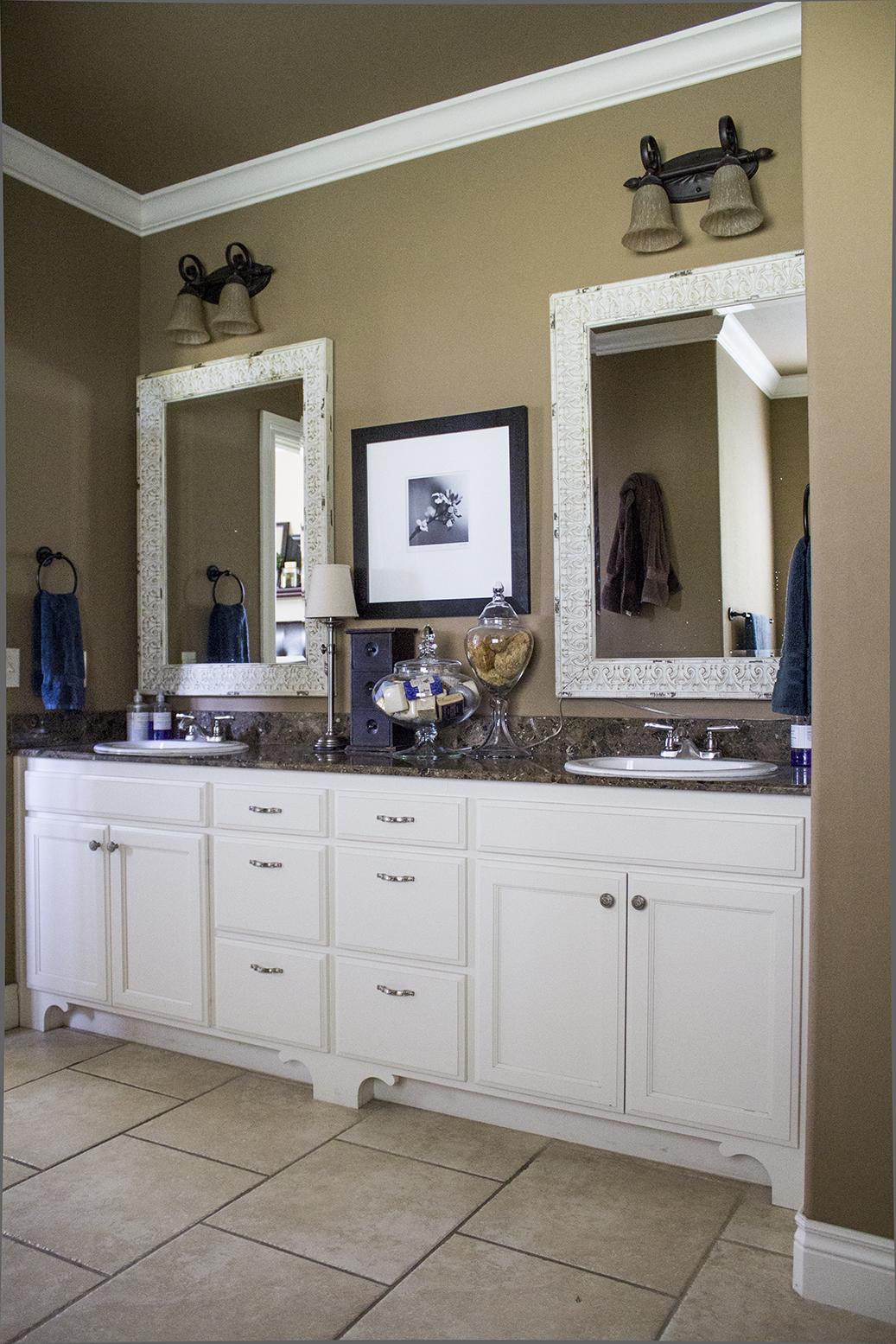 Master Bath Black Amp White Luxury The Stiers Aesthetic