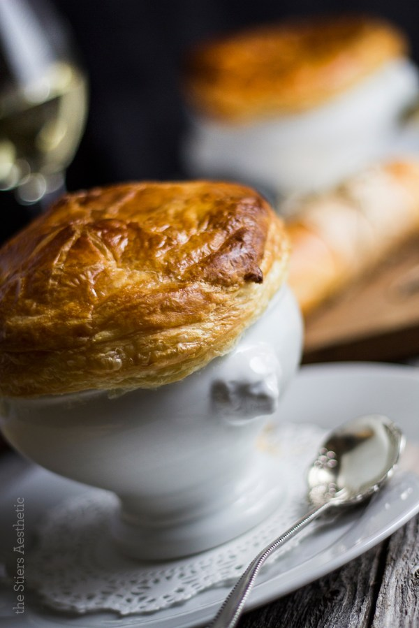 Tomato Soup In Puff Pastry Jonathan Stiers