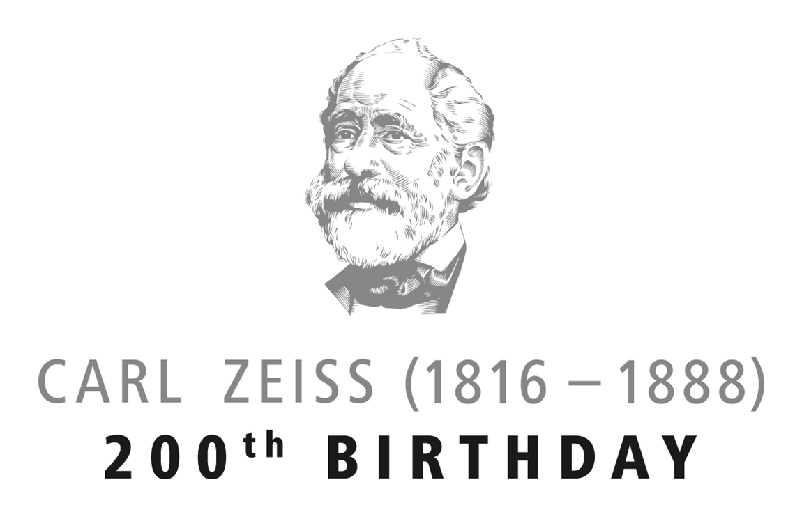 Even in the ZEISS logo, it's all about the lens — #