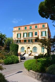 Luxury In Sorrento Grand Hotel Excelsior Vittoria