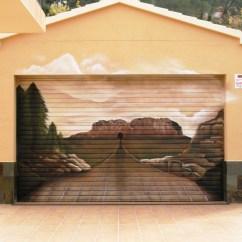 Kitchen Cabinet Decals Sofa Garage Door Art & — R C Cabinets Closets , Sonoma ...