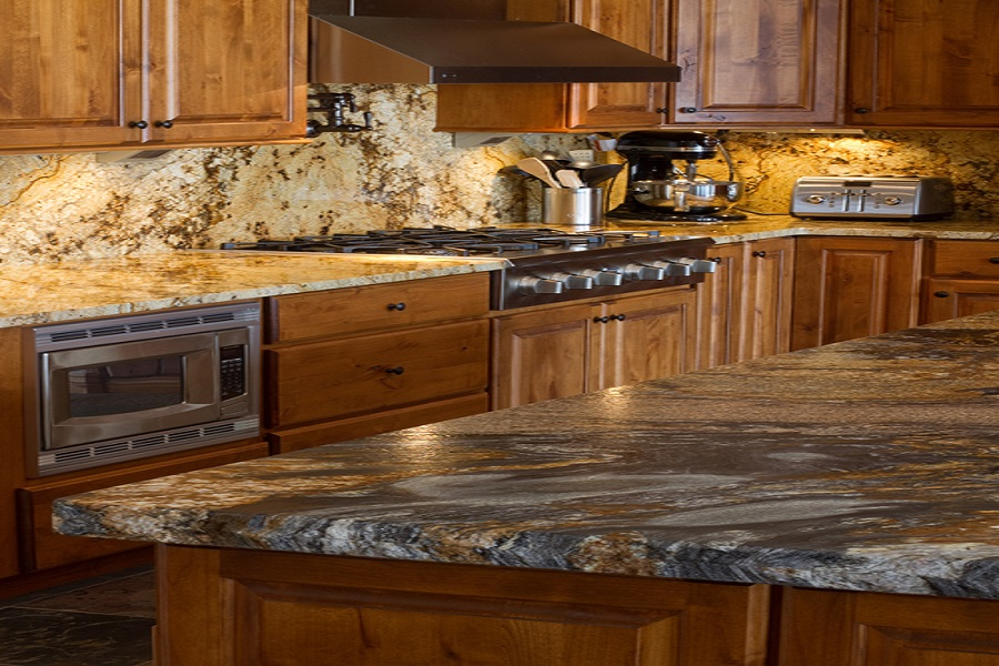 Countertops Denver for Kitchen  Bathroom by 5280 Stone
