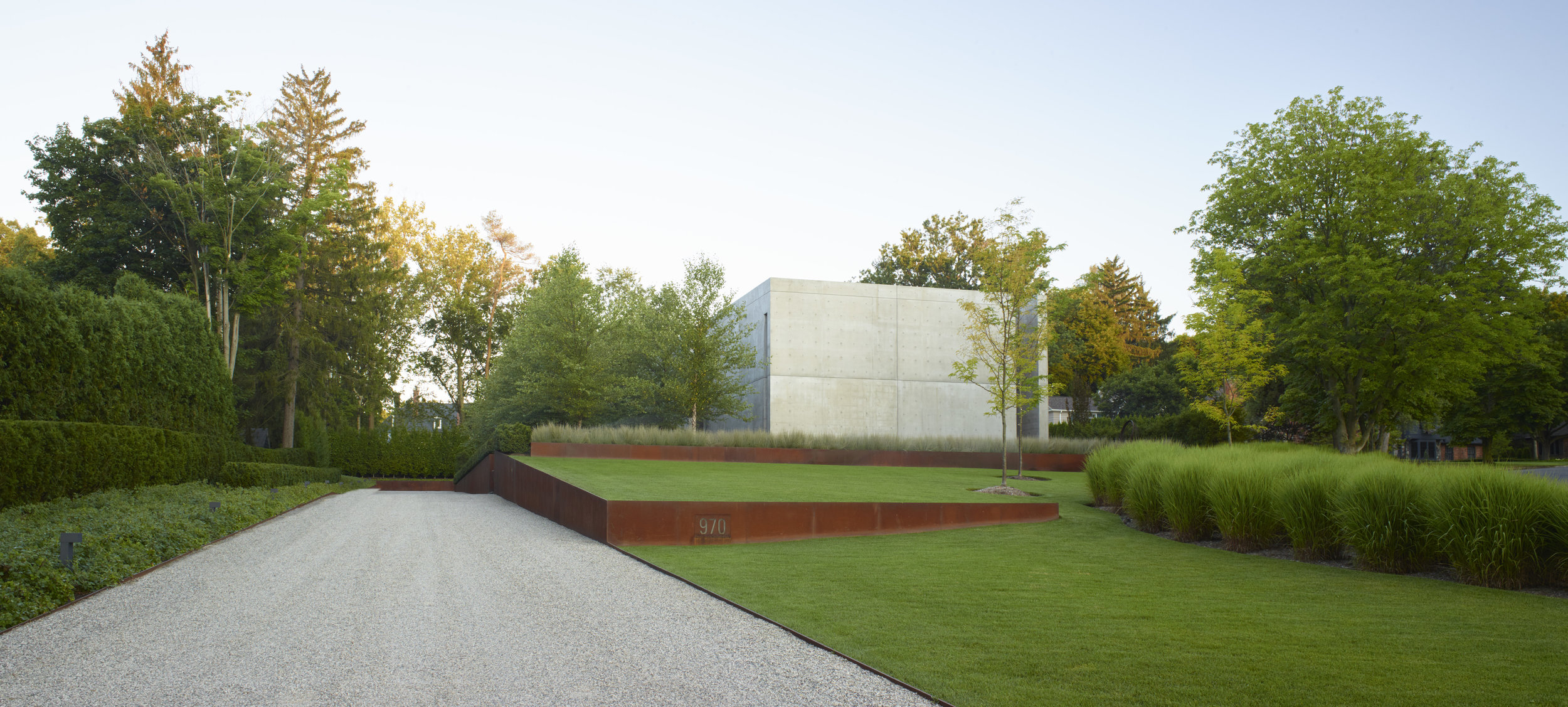 Andrea Cochran Landscape Architecture Residential Gardening