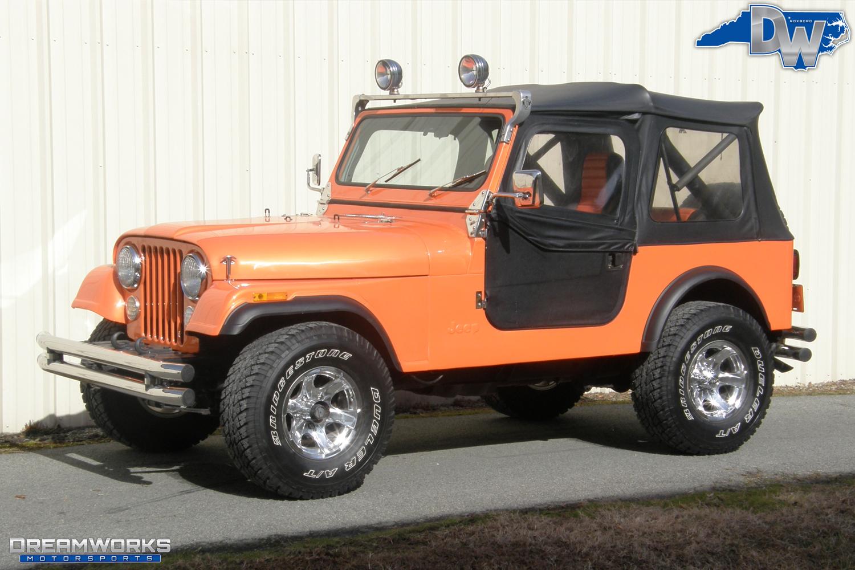 1984 jeep cj 7 dreamworks motorsports 15 jpg [ 1500 x 1000 Pixel ]