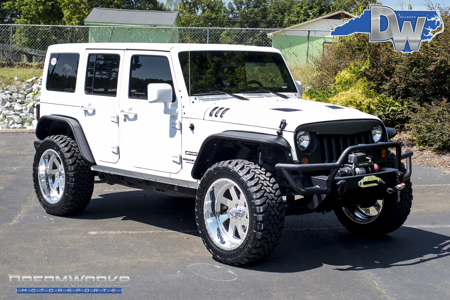 jeep wrangler american force wheels dreamworks motorsports 1  [ 1500 x 1000 Pixel ]