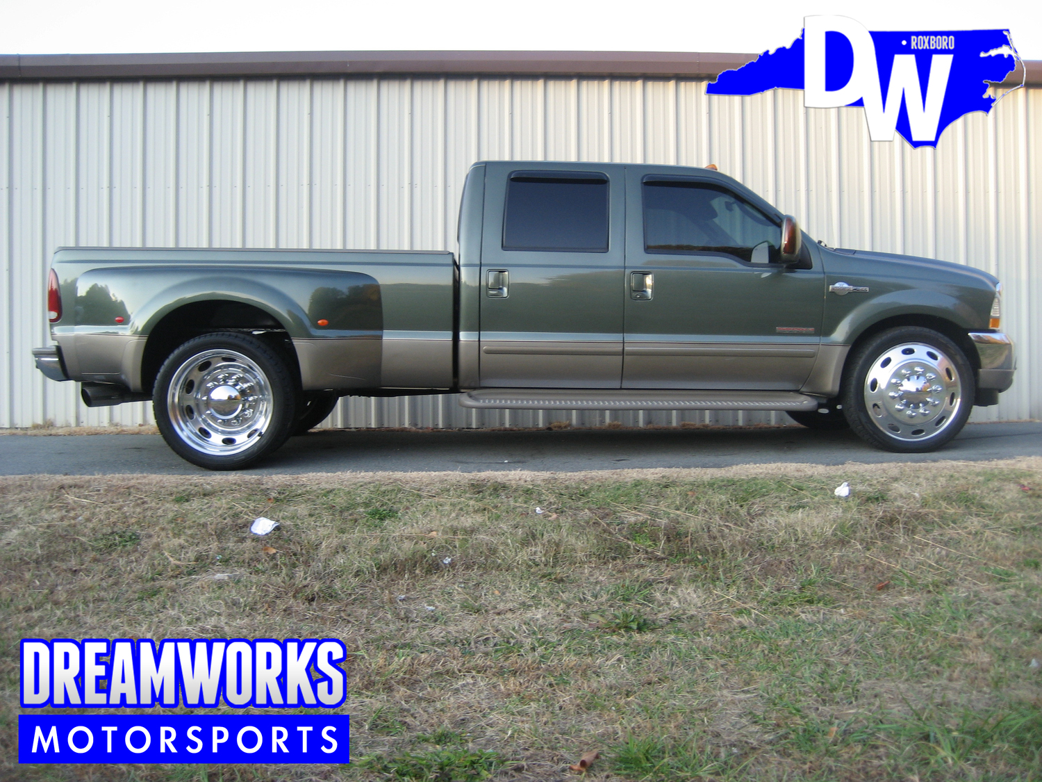 hight resolution of ford f350 semi wheels dreamworks motorsports 2 jpg