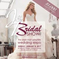 2017 J&B Bridal Show in Chambersburg, PA