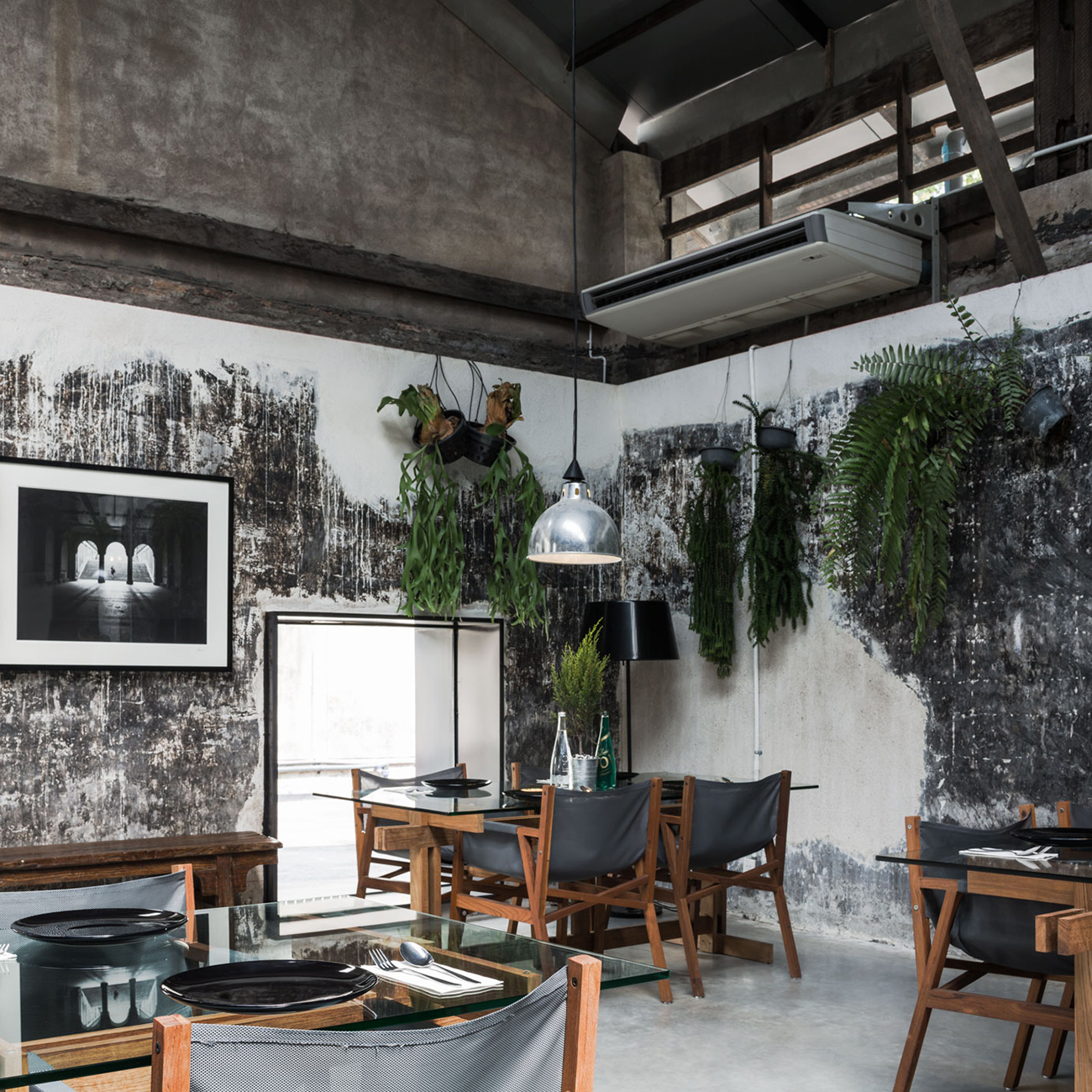 The Jam Factory: Duangrit Bunna's All-In-One Office. Cafe. Gallery. Bookstore — KNSTRCT