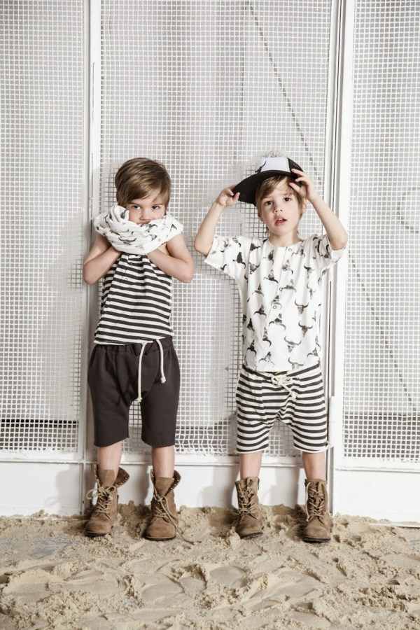 Urban Playwear Kloo Booso Spring Summer 2015
