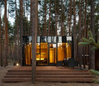 Into The Woods: Studio YOD Labs Verholy Guest Houses ...