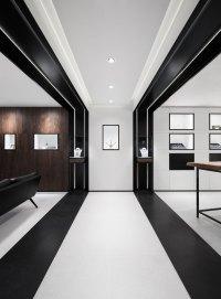 David Thulstrup designs symmetrical space for Georg Jensen ...