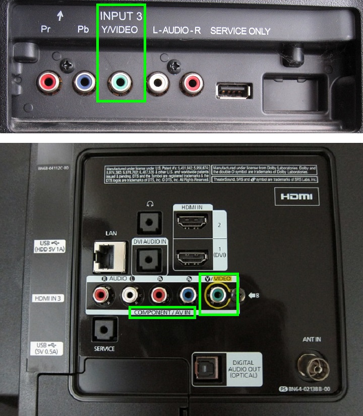 hdmi to rca wiring diagram loncin 50cc quad using retro systems on hdtvs how play nintendo a new tv image result for backwards compatible component input