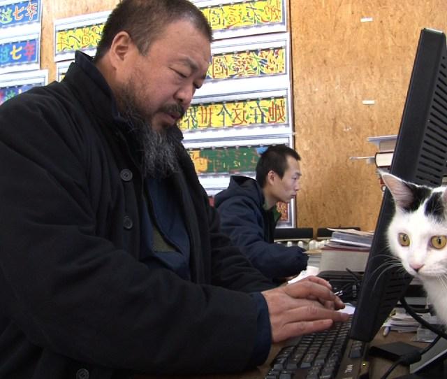 Ai Weiwei Never Sorry Official Us Trailer Sundancestill_police_4 Jpg Weiwei_ph3 Jpg Sundancestill_hospital Jpg Still 2 Jpg