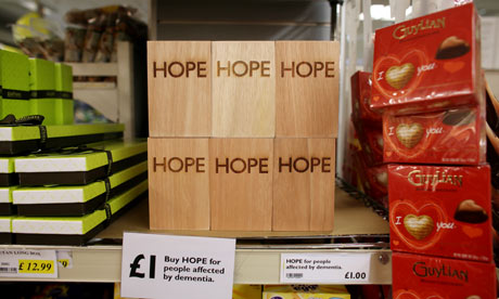 hope blocks charity supermarket budgens