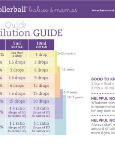 love this quick dilution guide from the rollerball babies and mamas kit for when making also essential oils baby  honestly motherhood rh honestlymotherhood