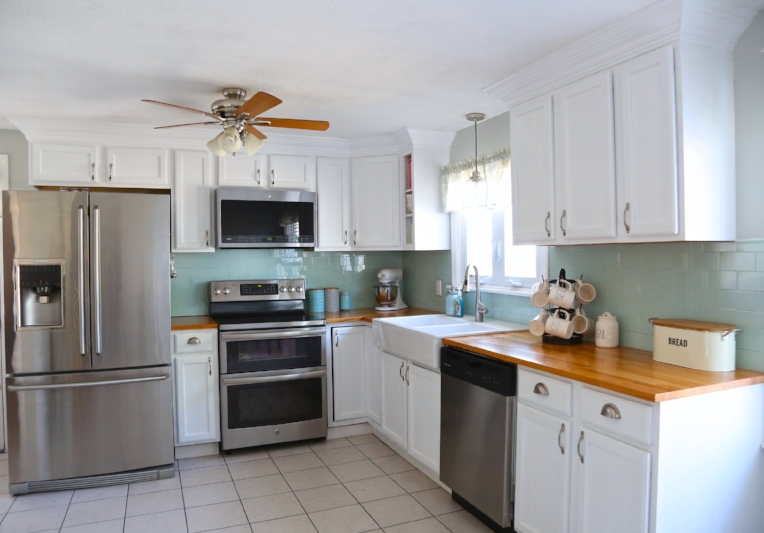 kitchen cabinet crown molding european cabinets adding to your weekend craft with added