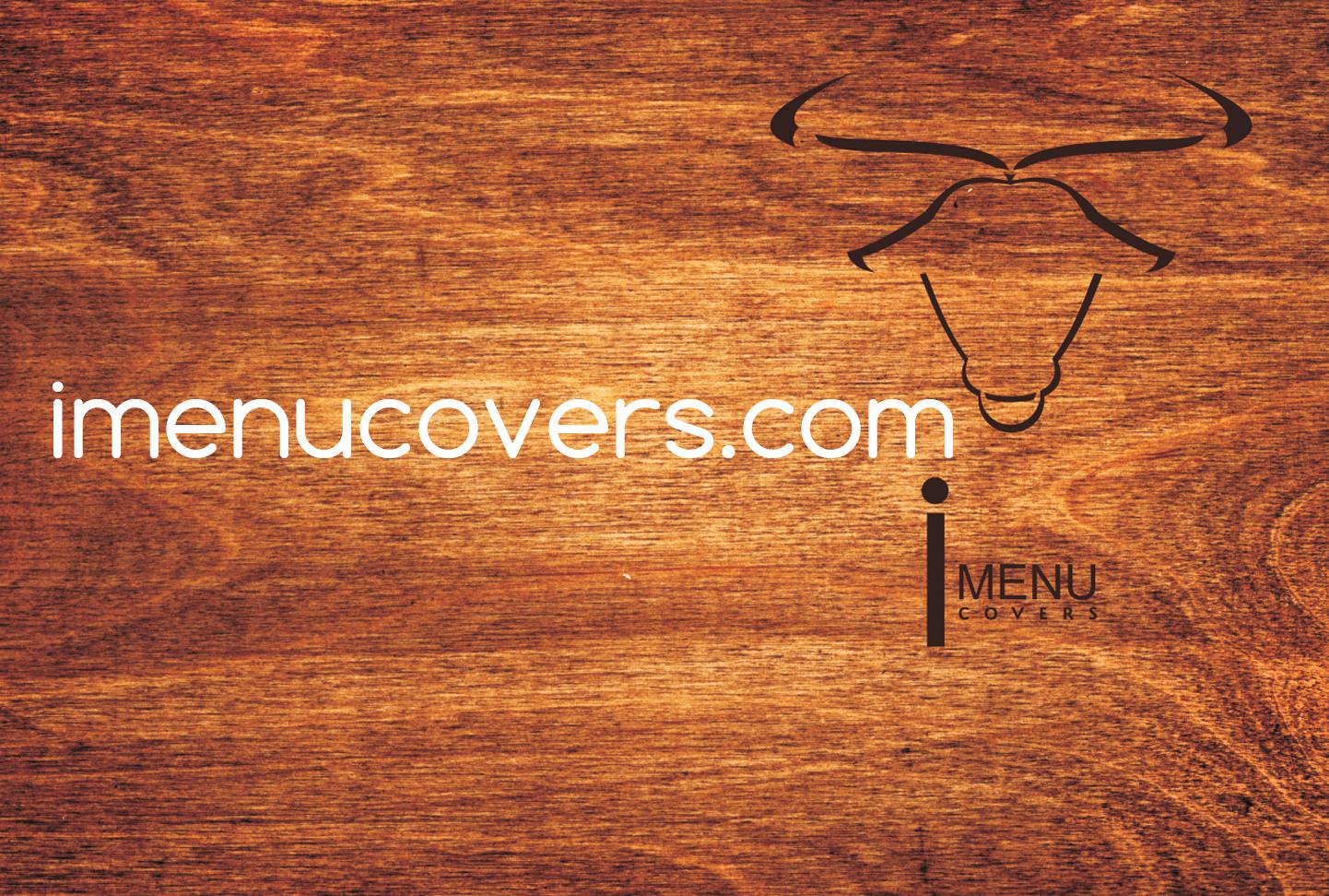 Steak House Menu Themes — IMenuCovers