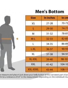 Decathlon trouser fit chart image india also forclaz men   trekking trousers long term user review rh inditramp