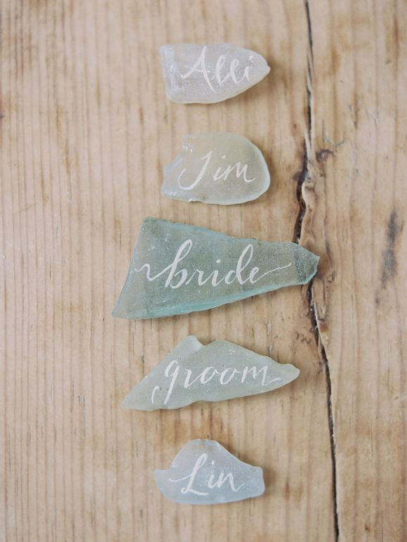 Home Decor Inspiration Vintage Sea Glass — Hello Lovely Living