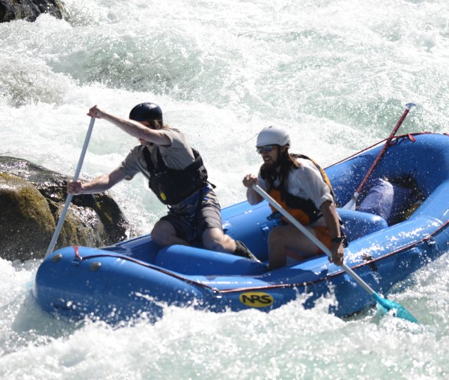 What Is The Correct Rafting Paddle Length