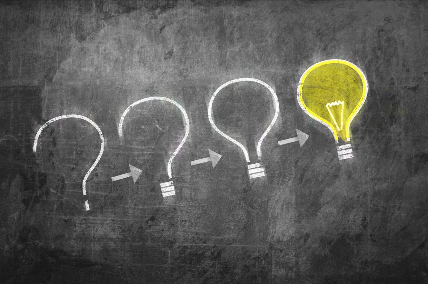 ideas versus iteration the