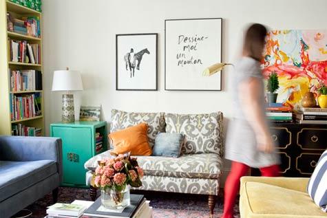 Rental Decorating — 204 PARK