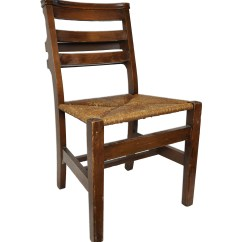 Ladder Back Chair Lazy Boy Covers Oak Chairs Architectural Antiques