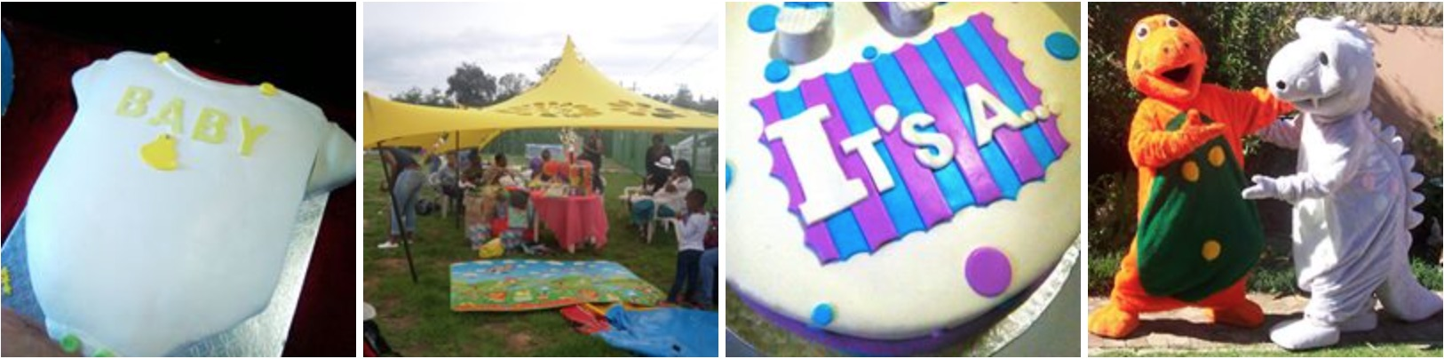 Mapeka Polane Creates One Of A Kind Cakes And Childrens Party