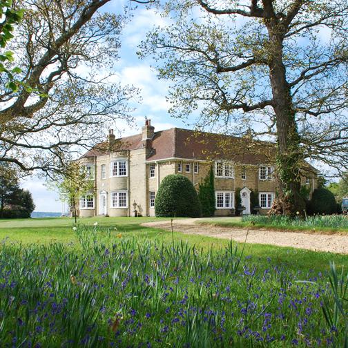Cadland House Cadland Estate