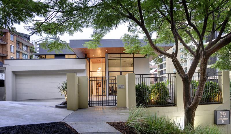 Courtyards And Balcony Design — Gary Hamer Interior Design Brisbane