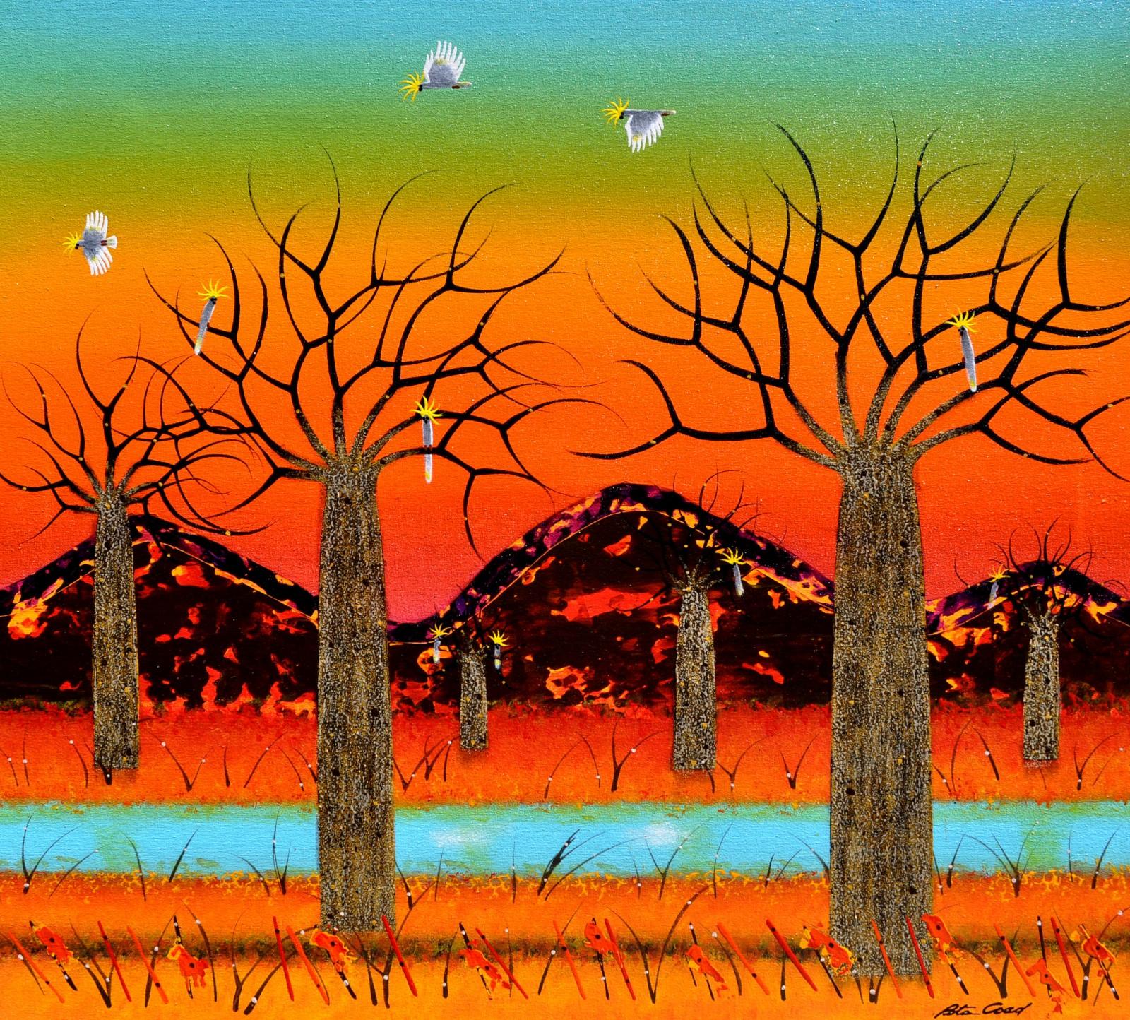The Great Australian Landscape  Wentworth Galleries